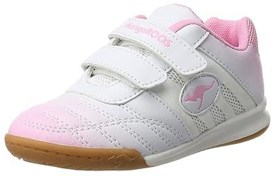9f78a7706d KangaROOS Unisex Kids  Chelo Court V Trainers  Amazon.co.uk  Shoes ...
