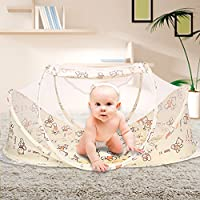 SINOTOP Baby Mosquito Ded Portable for Travel, Baby Bed Folding Baby Crib Mos...