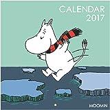 学研ステイフル ムーミン 2017年 カレンダー 壁掛け WINTER BM12072