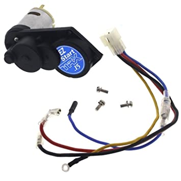 61NNsKyqRiL._SX355_ amazon com traxxas 1 10 nitro sport trx pro 15 e z start motor traxxas wiring harness at gsmx.co
