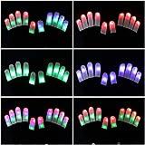 TURATA LED Gloves Finger Lights Toys with Lights 3