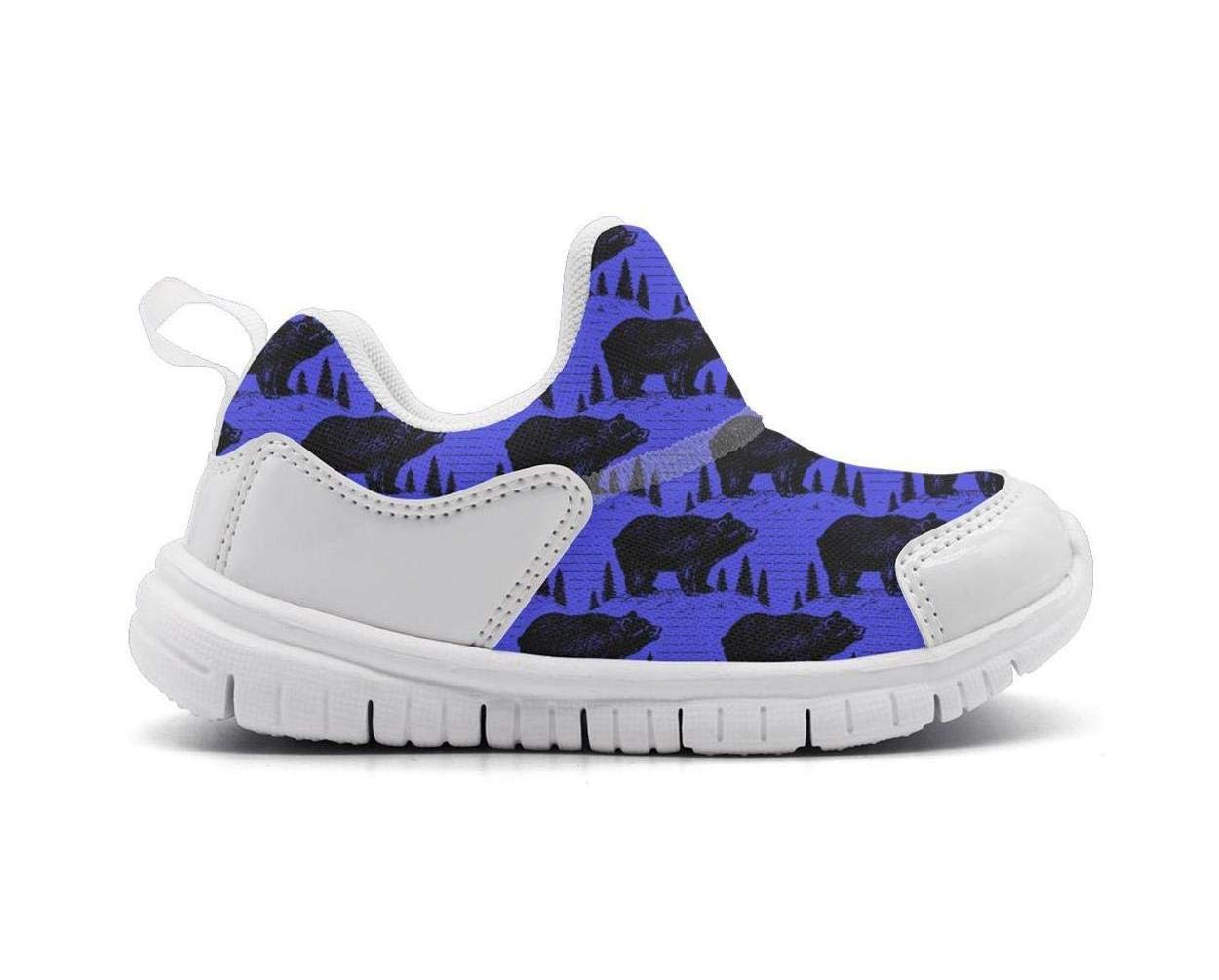 ONEYUAN Children 3D Bear Claws Stand Kid Casual Lightweight Sport Shoes Sneakers Running Shoes