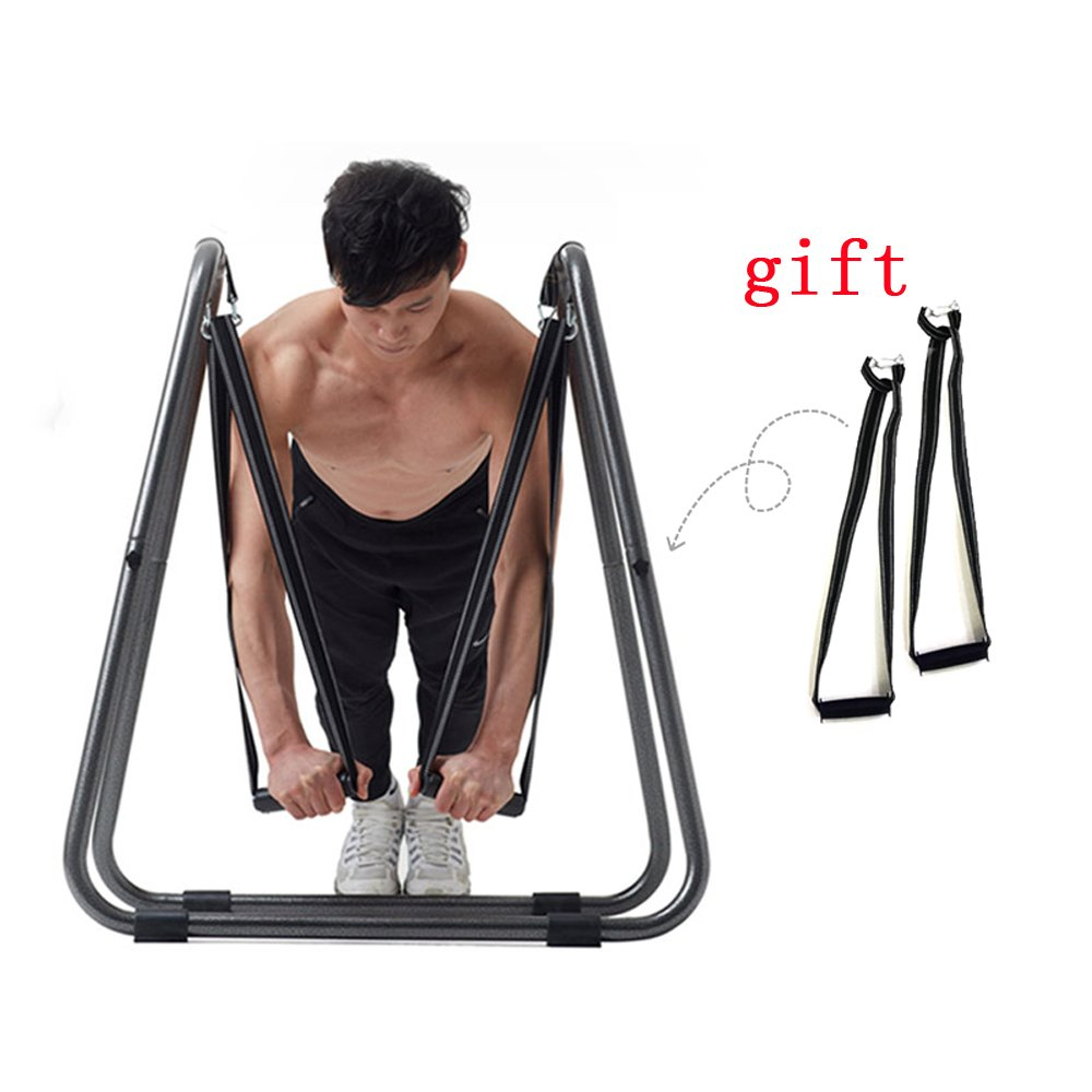 Indoor Single Parallel Bars Horizontal Bar Equipment Multifunction Split Training Fitness Equipment by Helang