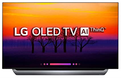 6ef7f33a5 LG 139 cm 4K UHD OLED Smart TV OLED55C8PTA: Amazon.in: Electronics