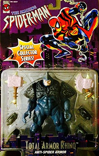 THE AMAZING SPIDER-MAN SPECIAL COLLECTOR SERIES:TOTAL ARMOR
