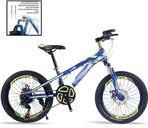 Paseo Bicicleta De Los Niños Variable 18 Pulgadas De Bicicletas Niños Y Niñas Velocidad del Freno