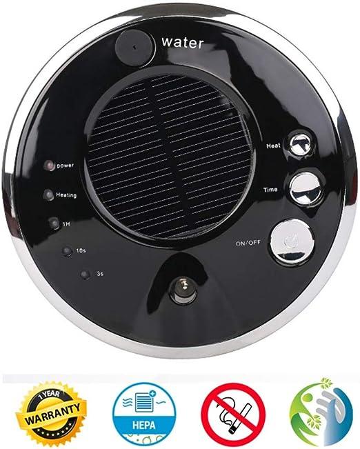KMDB Purificador de Aire, purificador de Aire Solar para Autos ...