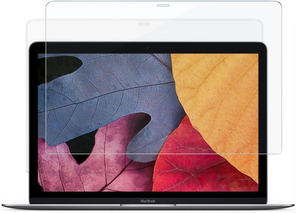 MacBook 12 2017 Protector de Pantalla Privacidad, AVIDET Protector de pantalla de vidrio templado para MacBook 12 2017: Amazon.es: Electrónica