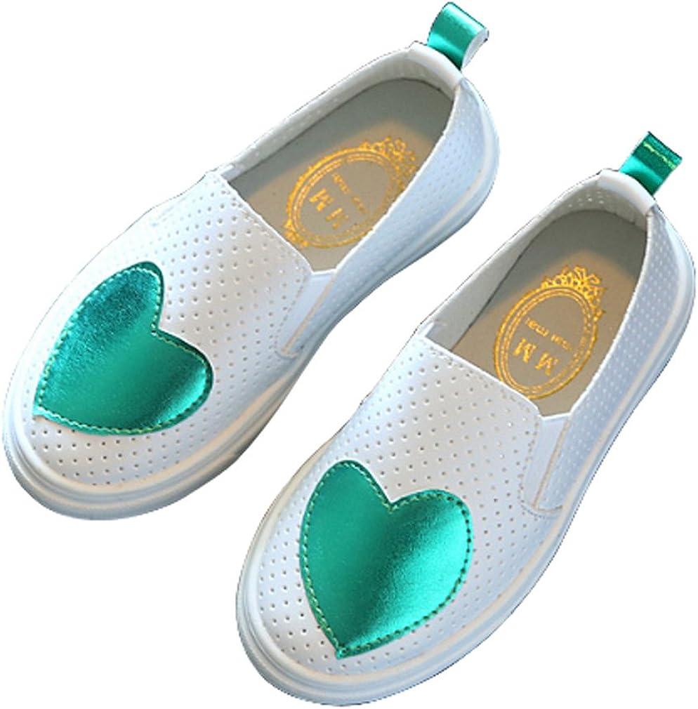 JINGJING Toddler Kids Slip On Fashion Sneakers Boys Girls Breathable Walking Flat Shoes