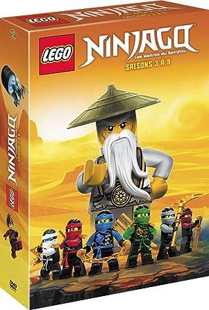 LEGO Ninjago, Les maîtres du Spinjitzu - Saisons 3 à 9 ...