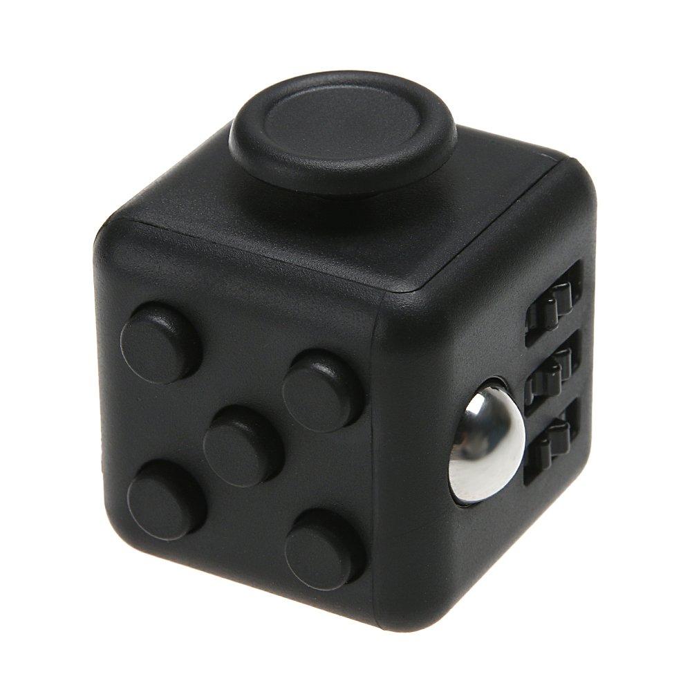VIMOER Cube Cube Anti-Stress, Cube de Rubik Funny Toy Gadget sensoriel de Fidget Sensory pour Adultes et Enfants