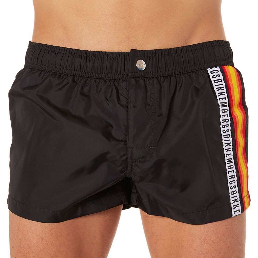 BIKKEMBERGS Herren Badeshorts, Badehose, Shorts, Schwimmshorts