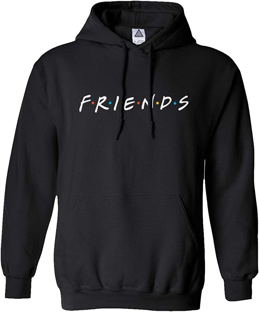 We Are Friends Tv Show Hooded 1885 Shirts