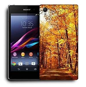 Diseñador Snoogg Teléfono protector de la cubierta del caso para Sony Xperia Z4