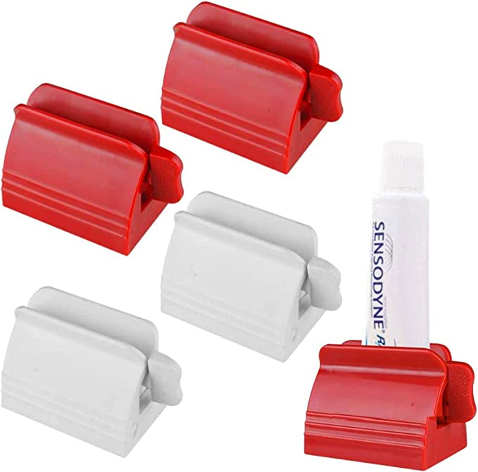T-Rex Toothpaste Tube Squeezer Set of 2