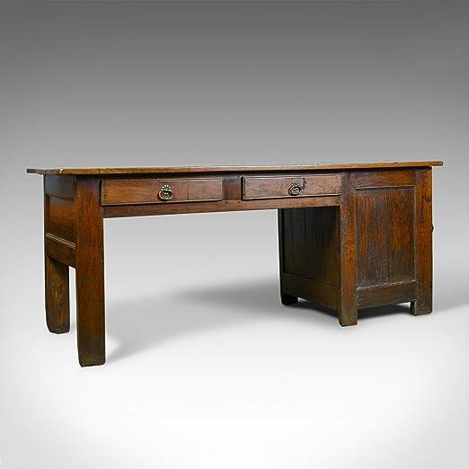 London Fine Antiques 1850 - Escritorio Antiguo de Mayoral Clerk ...