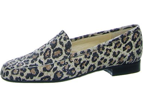 Carraro Luigi Italy 6800 315 Leopardo - Mocasines para mujer, color Beige, talla 40: Amazon.es: Zapatos y complementos