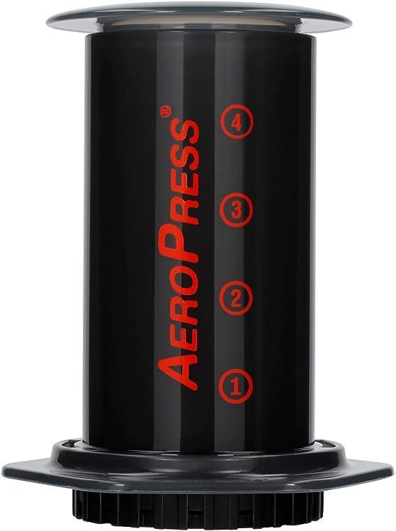 Aerobie AeroPress. Cafetera A80 Negra, Centimeters: Amazon.es: Hogar
