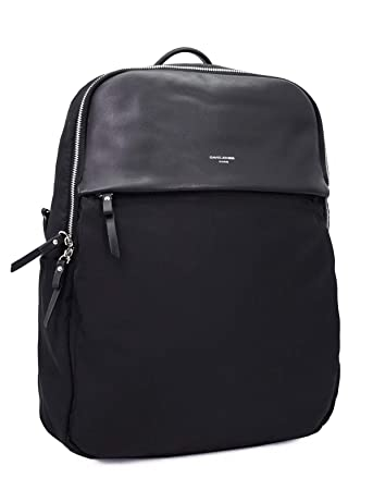 65f507c0bf7e1 David Jones - Herren 17 Zoll Laptop Rucksack Elegant - Business Backpack  Daypack Große Kapazität -