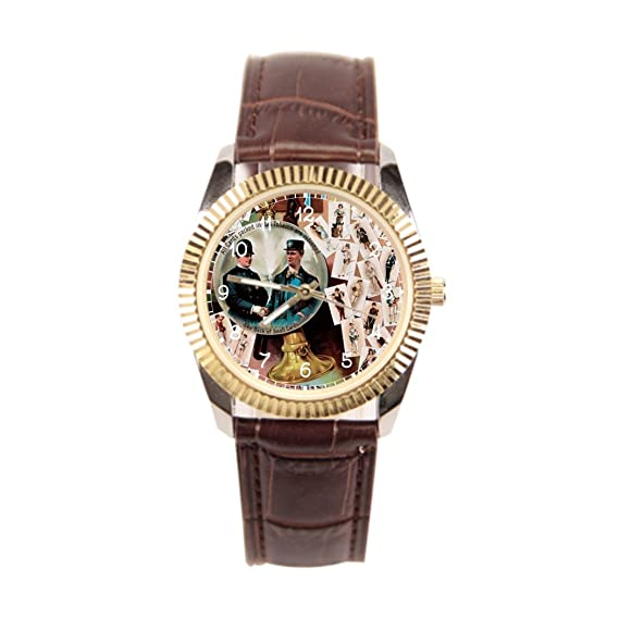 Balabala deportes Policía comprar Reloj de pulsera marrón: Amazon.es: Relojes