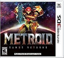 Metroid: Samus Returns - Nintendo 3DS - Standard Edition