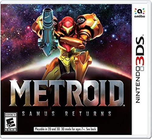 Metroid: Samus Returns - Nintendo 3DS by Nintendo