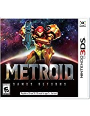 Nintendo CTRPA9AE Metroid: Samus Returns, 3DS