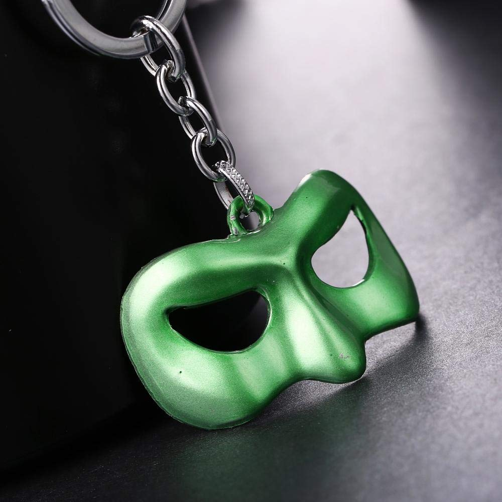 Value-Smart-Toys - Movie Green Lantern Mask Key Chain Alloy ...