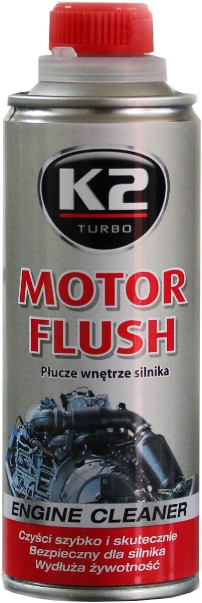 K2 Turbo Motor Flush Motor aspirador aditivo Quitar – Aceite de ...