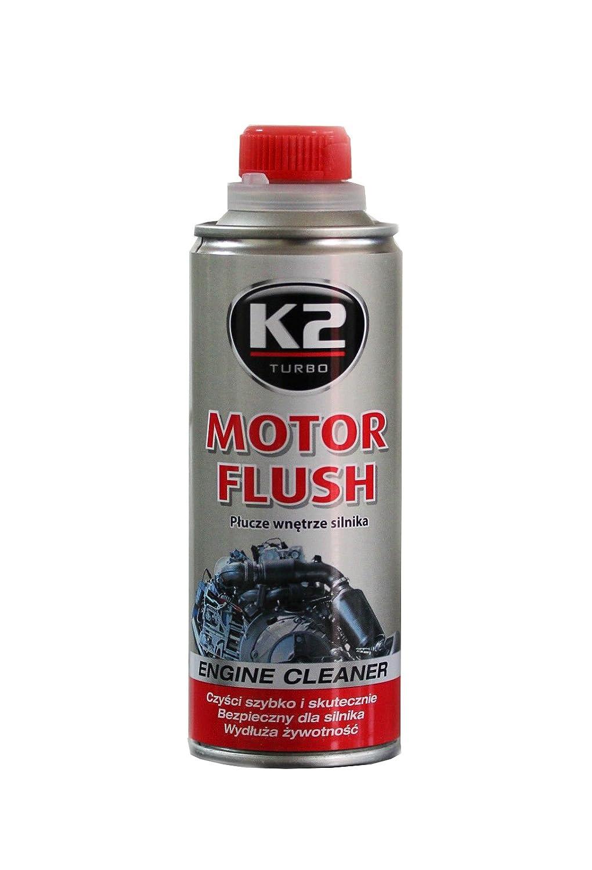 K2 Turbo Motor Flush Motor aspirador aditivo Quitar - Aceite de tratamiento Depósito Lodo: Amazon.es: Coche y moto