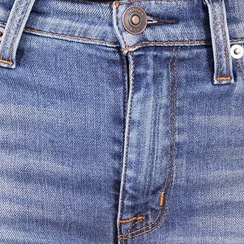 Mujer Wh407dlqmvmt Azul Jeans Claro Hudson Algodon 8gqxSS7