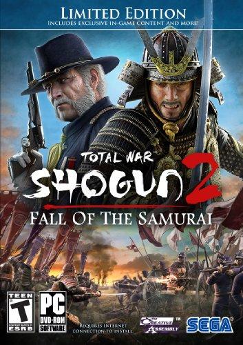 Shogun 2 Fall Samurai Limited PC
