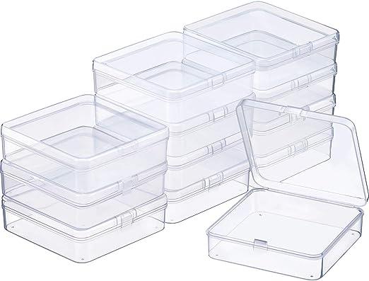 Dingcaiyi (12 unidades) con caja de almacenamiento de perlas de ...