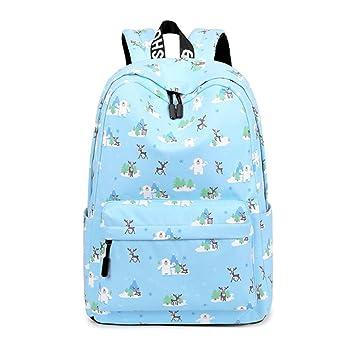 Mnory Estudiante Mujer Backpack Casual Mochila Mochilas Universitarias Mochilas Escolares Adolescentes Colegio Mochila De Colegio: Amazon.es: Equipaje