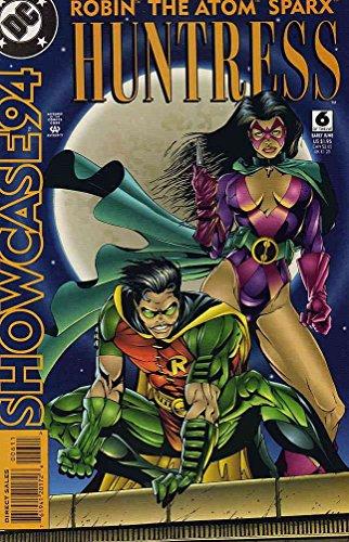 - Showcase '94#6 VF/NM ; DC comic book
