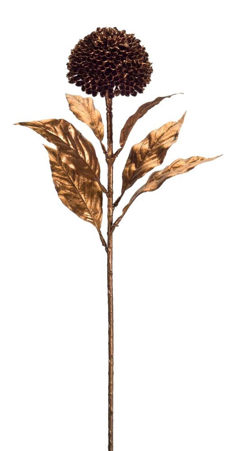 Diva-At-Home-Club-Pack-of-12-Brown-and-Gold-Finish-Artificial-Allium-Stem-with-Flower-Decorative-Picks-27