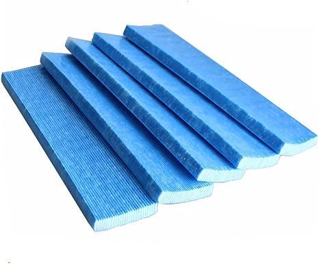 YTT 5 piezas purificador de aire filtro para DaiKin MC70KMV2 serie MC70KMV2N MC70KMV2R MC70KMV2A MC70KMV2K MC709MV2 purificador de aire filtro: Amazon.es: Hogar