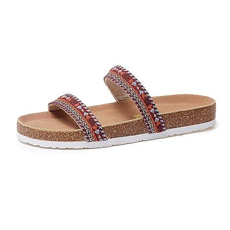 Zapatos O Interior Folps Al Lily Flip Antideslizante Aire Happy De wHI0qnA