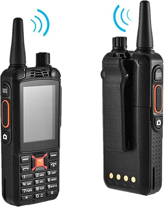 Eboxer WalkieTalkie Interphone Inteligente Dual Band Impermeable ...