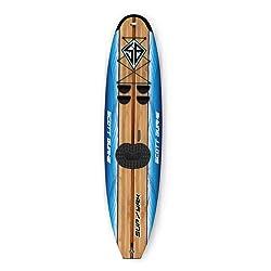 Scott Burke 10'6 SUP/Yak Stand Up Paddleboard & Kayak Package