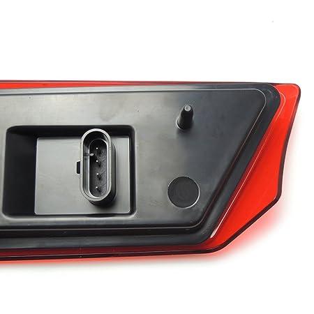 Amazon.com: Set of 2 LED Tail Light Rear Lamp Replacement for POLARIS 2014 - 2016 RZR 1000 900 XP 4 TURBO (black): Automotive