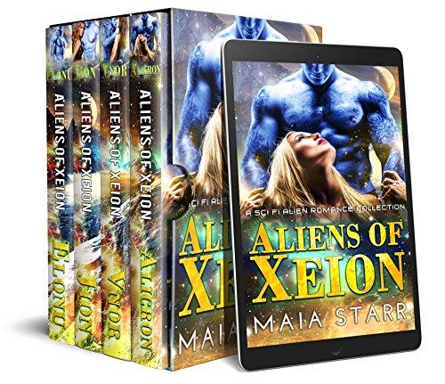Aliens Of Xeion: A Sci Fi Alien Romance Collection