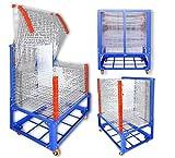 TechTongda 36 Layers Screen Drying Rack Silk Screen Printing Equipment