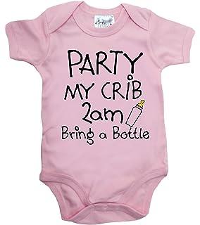 """s/ü/ßes Babyparty-Geschenk f/ür Jungen oder M/ädchen Baby Geschenkset mit Aufschrift /""""I Like Big Naps and I Cannot Lie/"""" lustiges Hip-Hop-Baby-Geschenk-Set Baby-Kleidung"""
