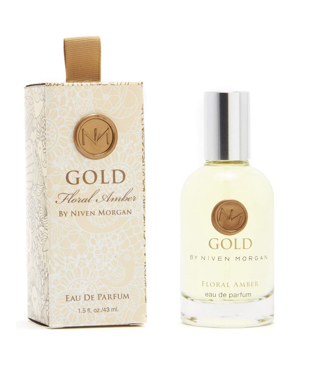 Niven Morgan Gold Perfume (Packaging May Vary)