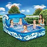 Best Banzai Kiddie Pools - Kiddie Swimming Pool & Sprinkler Banzai Rip Curl Review