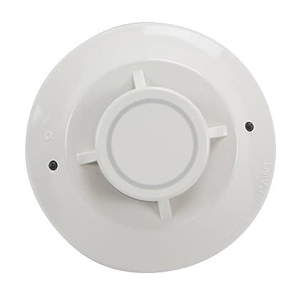 System Sensor 5251Rb Rate-Of-Rise Thermal Heat Detector Sensor - Smoke Detectors - Amazon.com