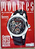 Montress Watch 2012 Catalog - Exclusive 80 Page Guide