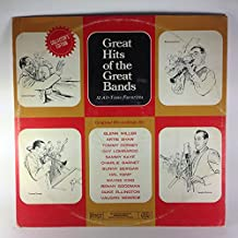 Great Hits of the Great Bands 12 All Time Favorites Collectors Edition