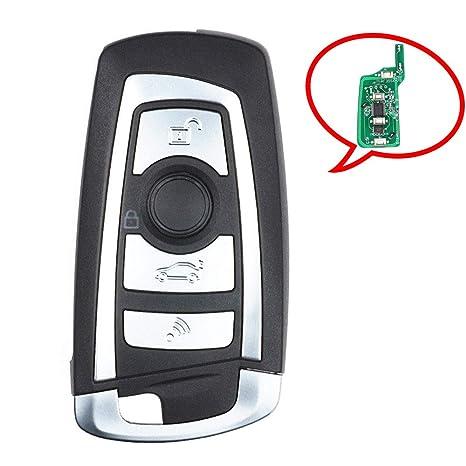 Amazon.com: Beefunny 315MHz ID44 PCF7935 Chip Modificar ...